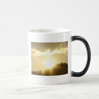 dubuque iowa sunrise coffee mug