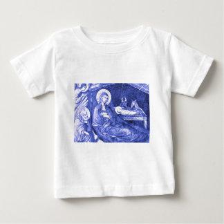Duccio's Nativity Baby T-Shirt