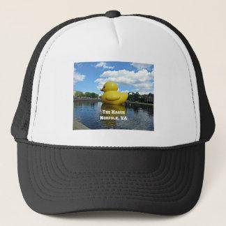 Duck at The Hague, Norfolk, VA Trucker Hat