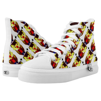 Duck Boy Printed Shoes