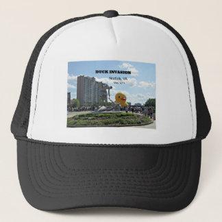 Duck Invasion, Norfolk, VA Trucker Hat