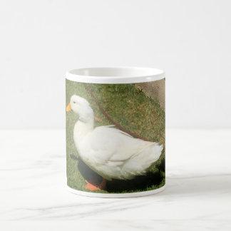 Duck Basic White Mug