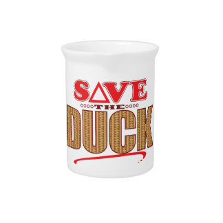 Duck Save Pitcher