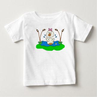 Duck Splash Girl Infant & Toddler Shirt