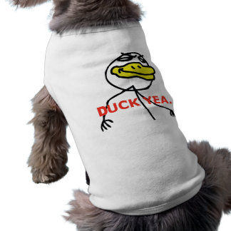 Duck Yea - Pet Clothing