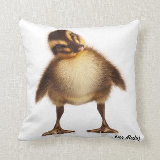 Duckling Fur Baby Design Grade A Cotton Pillow