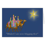 Dudes I am So Blogging this! Greeting Cards