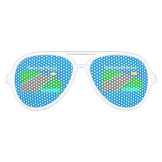 Due west! aviator sunglasses