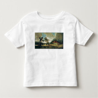 Duel with Clubs Toddler T-Shirt