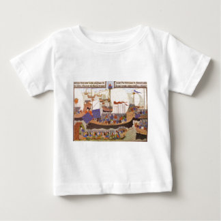 Duke of Bourbon's Caravelle Baby T-Shirt