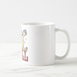 Dull Fat Man Coffee Mug