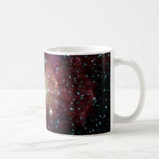 Dumbbell Nebula Basic White Mug