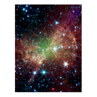 Dumbbell Nebula Postcard