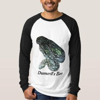 Dumeril's Boa Basic Long Sleeve Raglan T-Shirt