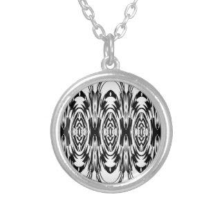 Dunal Round Pendant Necklace