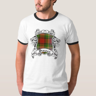 Dundee Tartan Shield T-Shirt