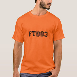 Dundee United FTD83 T-Shirt