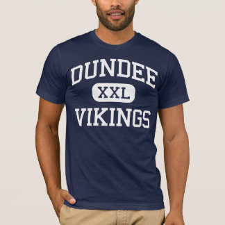 Dundee - Vikings - High School - Dundee Michigan T-Shirt