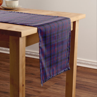 Dundonald Tartan Plaid Table Runner