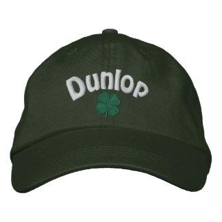 Dunlop - Four Leaf Clover Embroidered Hat