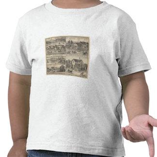 Dunnigan, Winters, Madison farm T Shirt