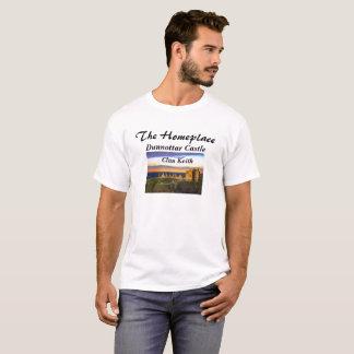Dunnottar Castle – Clan Keith T-Shirt