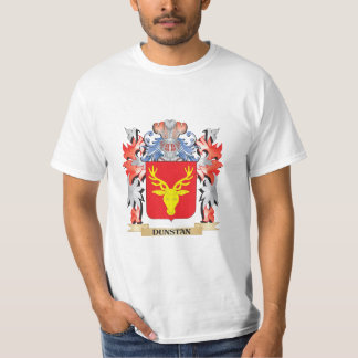 Dunstan Coat of Arms - Family Crest T-Shirt
