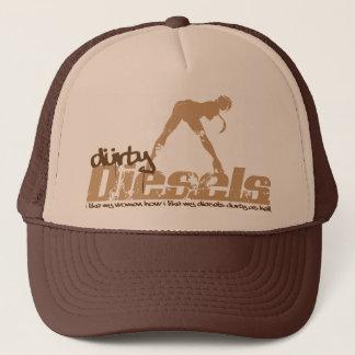 Durty Diesels Brown Hat