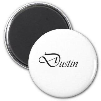 Dustin 6 Cm Round Magnet