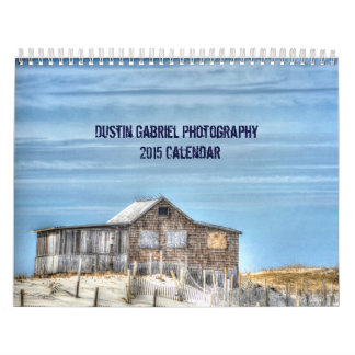 Dustin Gabriel Photography 2015 Calendar