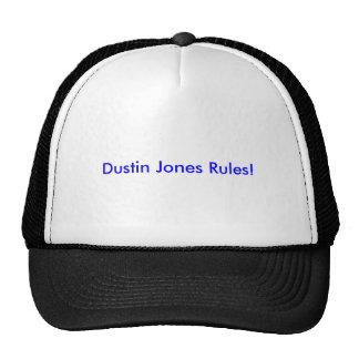 Dustin Jones Hat