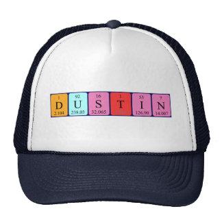 Dustin periodic table name hat