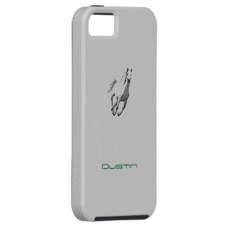 Dustin's iphone 5 case