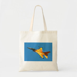 Dutch F-16 Fighting Falcon Jet Airplane Bags