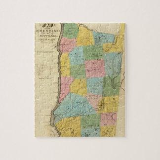 Dutchess, Putnam counties Jigsaw Puzzle