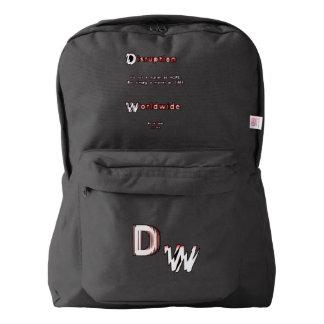 DW LOGO: American Apparel™ Backpack