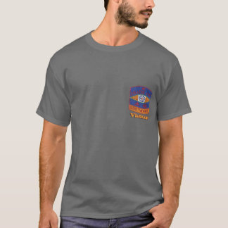 Dwight Burns Patch T-Shirt