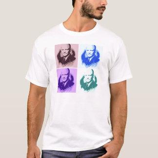 Dwight D Eisenhower Pop Art T-Shirt