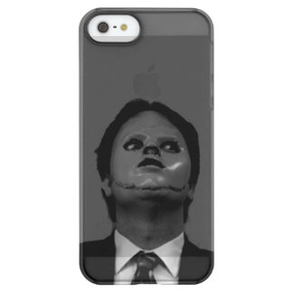Dwight face mask iPhone 5/SE case