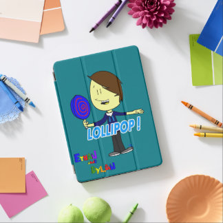 Dylan Lollipop Ipad Case! iPad Air Cover