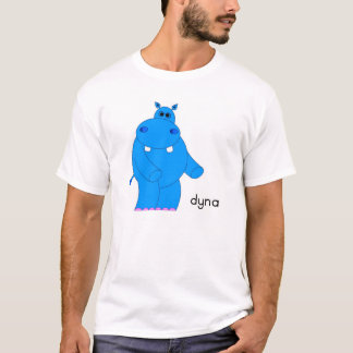 Dyna Hippo T-Shirt