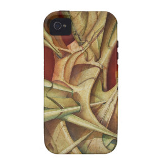 Dynamic Shapes iPhone 4 Covers