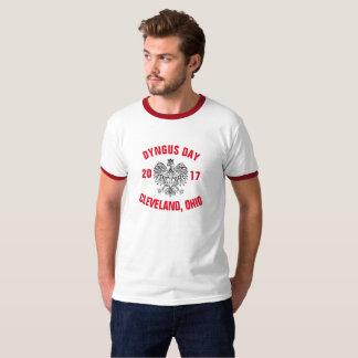 Dyngus Day 2017 Cleveland Ohio Ringer T-Shirt