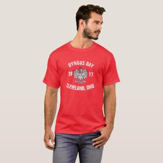 Dyngus Day 2017 Cleveland Ohio T-Shirt