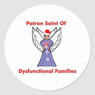 Custom Dysfunctional Family Stickers | Zazzle.co.nz