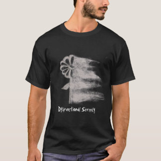 Dysfunctional Serenity Faded Flower T-Shirt