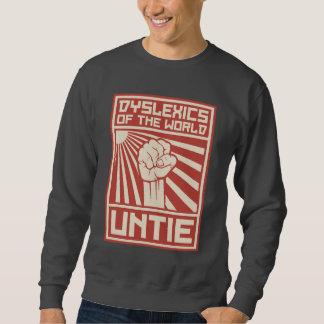 Dyslexics of the World UNTIE Sweatshirt