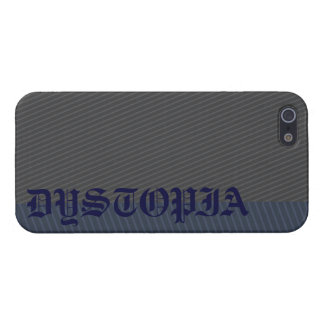 Dystopia Gothic Tattoo Font Case For iPhone 5/5S