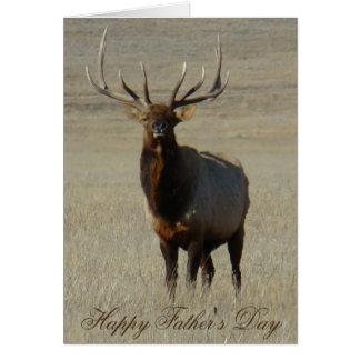 E0059 Bull Elk Card