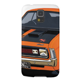 E38 Valiant Charger - Tango Galaxy S5 Covers